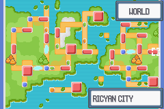 City Map in Lauren Region Photo