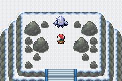 Pokemon Light Platinum Legendaries