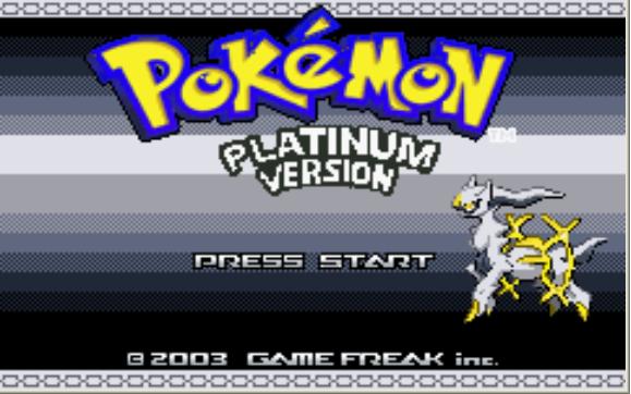 Pokemon Light Platinum Cheats & Gameshark Codes